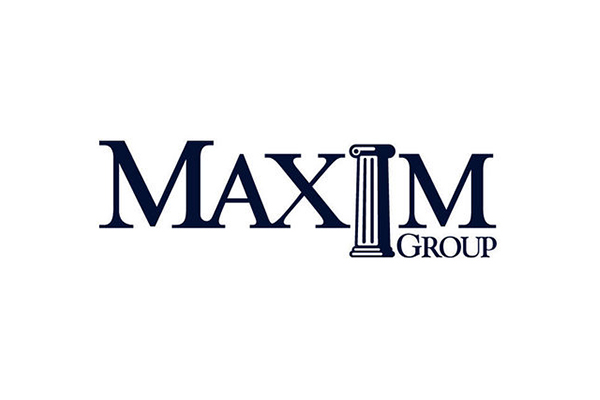logo for maxim group